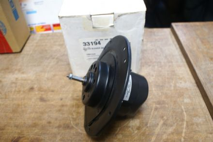 C2 C3 Corvette,Heater Blower Motor,33194,New
